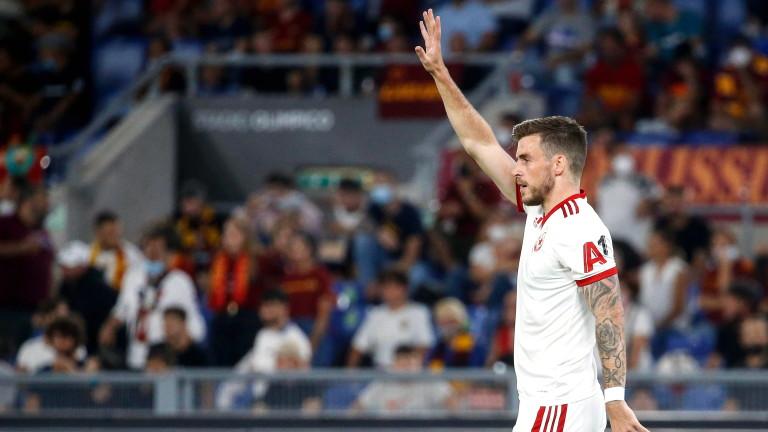 ЦСКА вкара първия си гол в Рим в историята, Кери се изравни със Соу и Тиаго