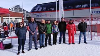 Откриха нов шестседалков лифт в Боровец