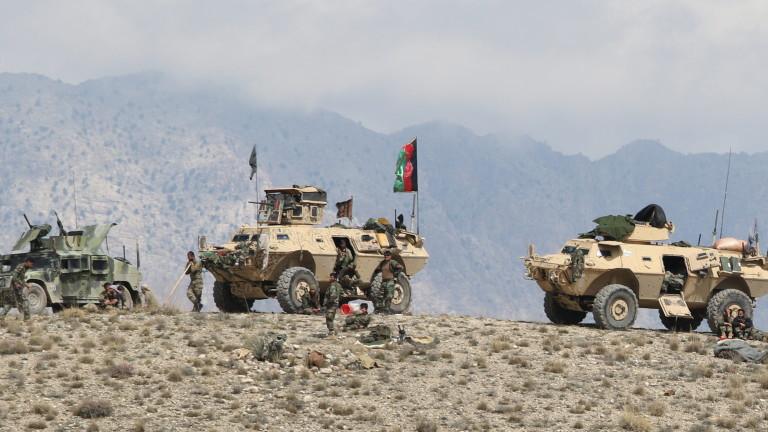 И Великобритания се изтегля от Афганистан