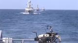 Русия стреля по Ислямска държава с крилати ракети от Каспийско море