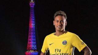 Неймар: Благодаря, Париж! Дори не съм мечтал за такова посрещане...