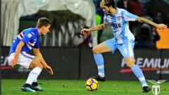 Лацио победи с 2:1 като гост Сампдория