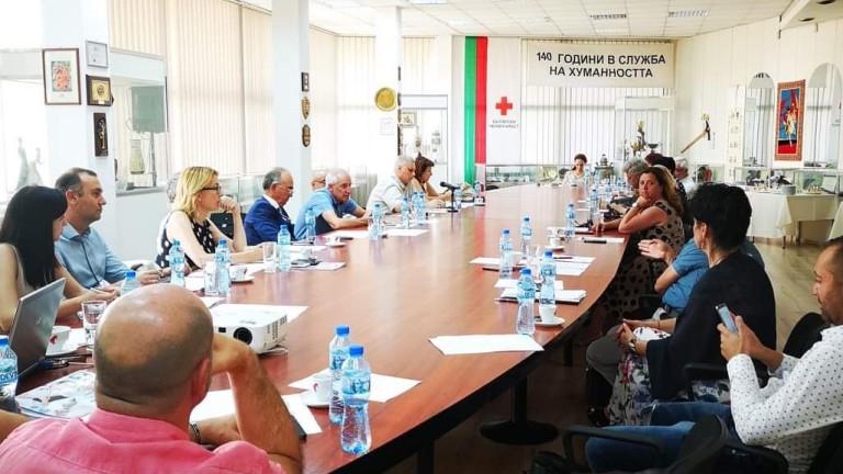След съвместна среща на всички болнични асоциации в България, представители