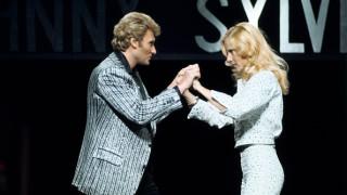 Великите любовни истории: Силви Вартан и Джони Холидей - любимата двойка на йе-йе поколението