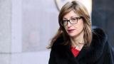Не гоним румънците да ги стигнем, а да изпълним препоръките на Брюксел, обяви Захариева