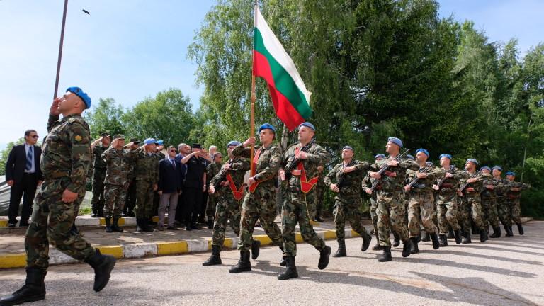 Армията се готви да помага на МВР в извънредното положение