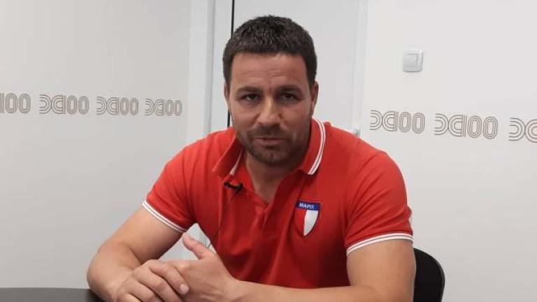 Президентът на Марек избухна: Седем години труд, идва мач с Левски, а аз съм с COVID-19