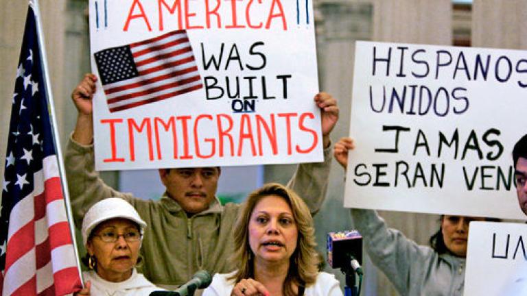 САЩ борят нелегалните мигранти с нови мерки