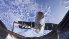 За първи път от 2011 г. космическата станция посрещна повторно използвана капсула