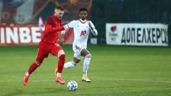 Царско село - ЦСКА 2:1, гол на Даскалов