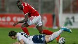 Силните изяви на халфа на ЦСКА Амос Юга му донесоха повиквателна за мачовете на ЦАР с Мароко