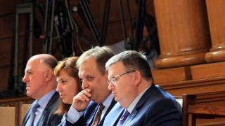 Имам живот и след мандата, спокоен Цацаров за бъдещето