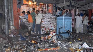 Експлозии разтърсиха столицата на Индия