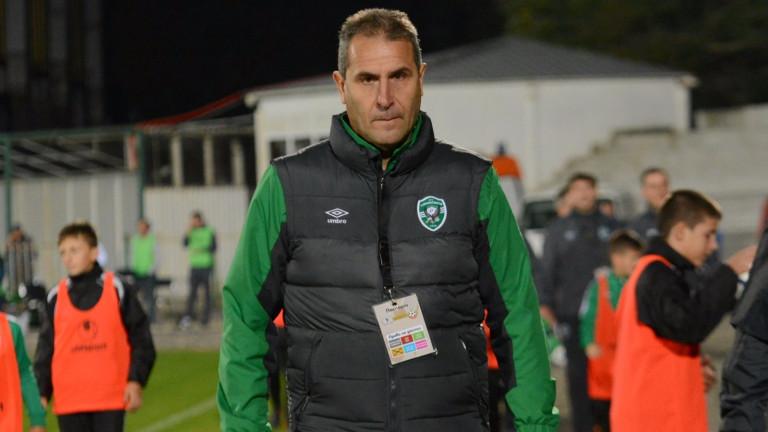 Димитър Димитров: Интересува ме ние как ще играем, а не Хофенхайм