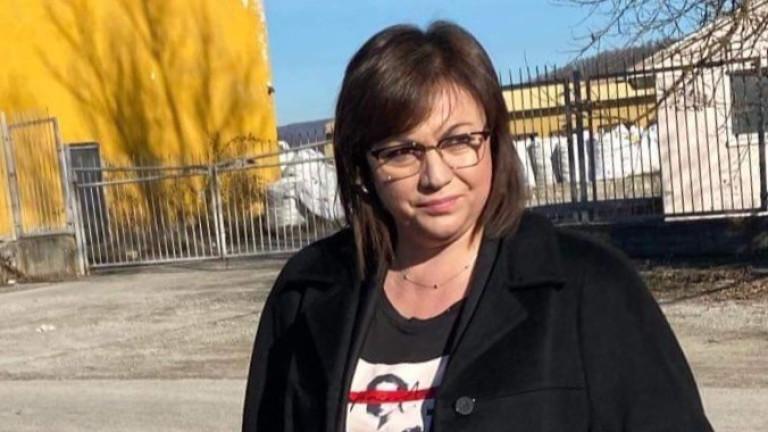 Корнелия Нинова: Борисов сменя резервните гуми, а двигателят не работи