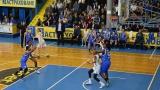 Баскетболистките на Монтана спечелиха първия полуфинал срещу Рилски спортист