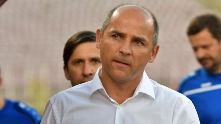 Треньорът на Зоря (Луганск) Виктор Скрипник сбърка при прогнозата си