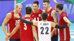 САЩ спечели първия петгеймов мач на Световното по волейбол