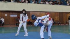 Историческа стъпка в развитието на олимпийското таекуондо в България