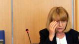 Фандъкова определи като добро решението на Симеонов да подаде оставка