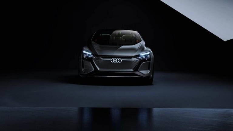 Audi AI:Me - малък, красив и супер интелигентен