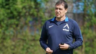 Хубчев проведе разговор с националния селекционер на Русия