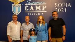 S.S.Lazio търси млади футболисти в България с първи детски футболен лагер извън Италия