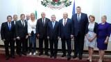 Премиерът Бойко Борисов се срещна с президента на Международния олимпийски комитет Томас Бах