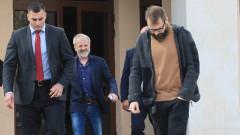 Гриша Ганчев и синът му се явиха в съда