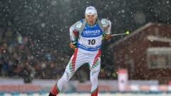 Владимир Илиев остана на девето място в преследването на ЕП по биатлон