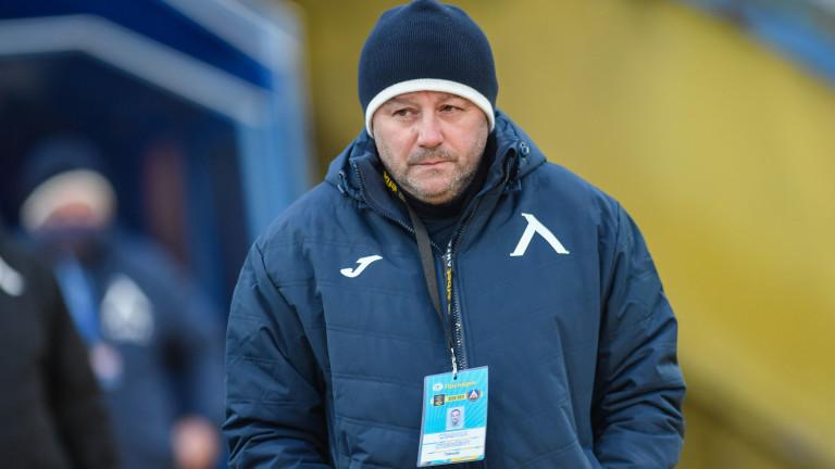 Славиша Стоянович: От две статични положения загубихме мача, чакаме Сулака и още един нов