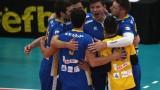 Хебър е първият полуфиналист за Купата на България по волейбол