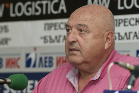 Венци Стефанов: Направихме много слаб полусезон!