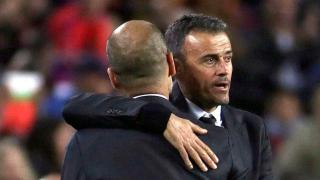 Луис Енрике трети най-успешен треньор в историята на Барса, ако спечели Купата на Краля