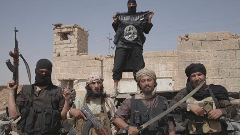 ДАЕШ започват да се възраждат в Ирак и Сирия