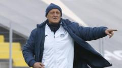 Куп въпросителни за Делио Роси около състава на Левски