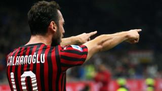 Милан загуби още един основен футболист за мача с Верона