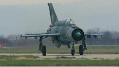 МиГ-21 на Индия се разби край границата с Пакистан