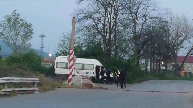 Арестуваха над 10 души при наркоакция в София