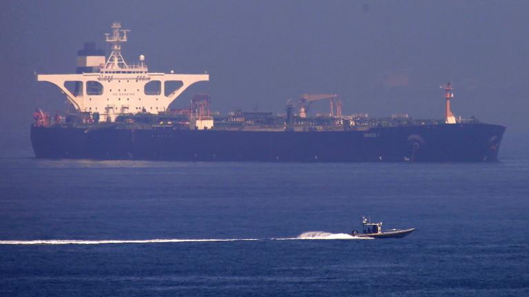 САЩ отменят визите на екипажа на иранския танкер