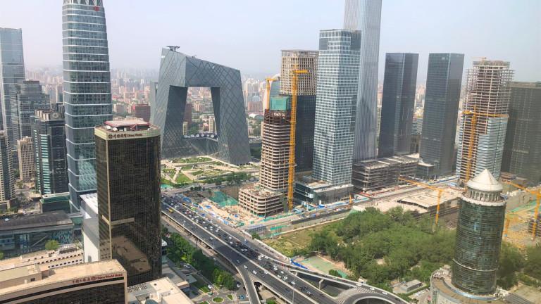 Пекин се притесни от балони в имотите и фондовите пазари