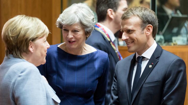 Меркел: Ще има Брекзит