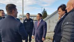 "Турция иска нови гишета на ГКПП ""Капитан Андреево"""
