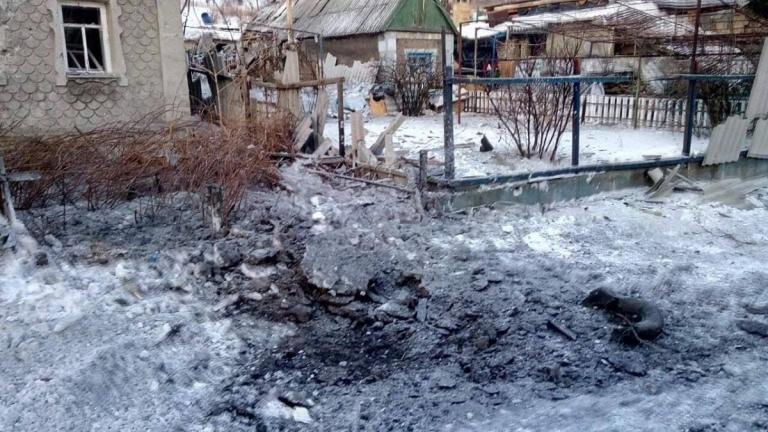 Нова ескалация в Донбас, обстрелват Авдеевка на всеки 30 минути