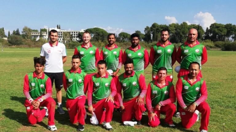 Българският национален отбор за мъже по крикет wъв версия Т20