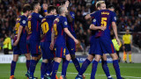 """Барселона победи Рома с 4:1 на """"Камп Ноу"""""""