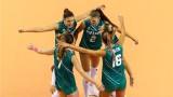 """България загуби от Франция с 2-3 гейма първия си мач на """"Евроволей"""" 2019"""