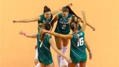 България загуби първия гейм срещу Франция с 20-25