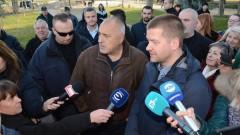 Борисов: В Перник няма тръба по-млада от мен
