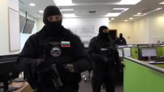 Спецакция на ГДБОП срещу международна група за финансови измами